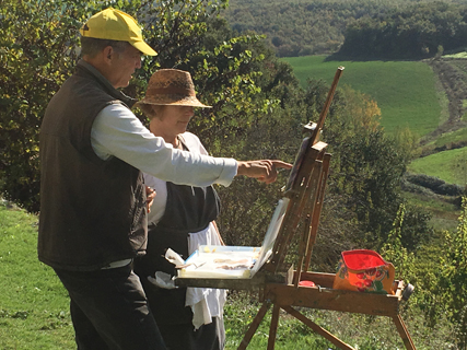 art workshops, tours, retreats, art classes and courses