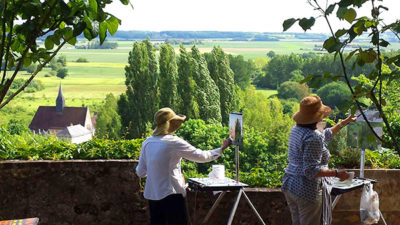 Plein Air France Holidays