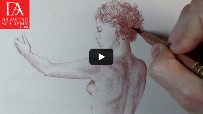 how-to-draw-a-model-drawing-academy-free-video