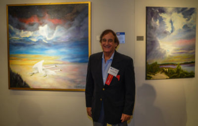 Bruce's most recent exhibition at The Orlando Museum of Art, Orlando, FL.