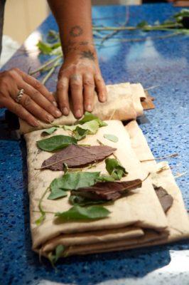art workshop_eco-dye workshop_textile workshop_art holiday