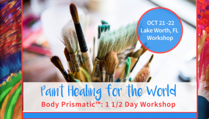 Florida Intuitive Painting Workshop