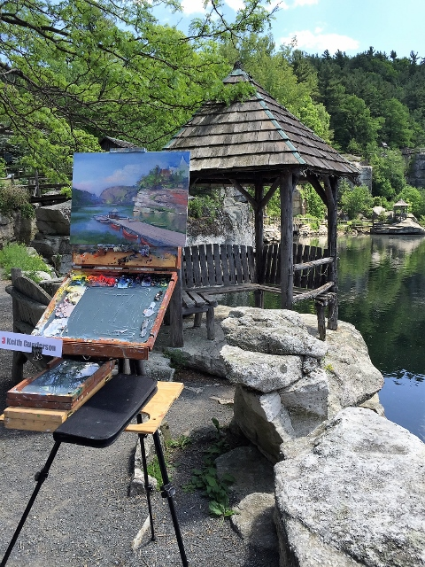 Painting at Mohonk (2) (480x640)