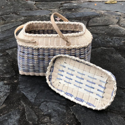 Peters Valley Basketry Pam Wilson picnic b