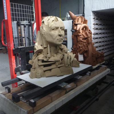 Peters Valley Ceramics Bruce Dehnert 1