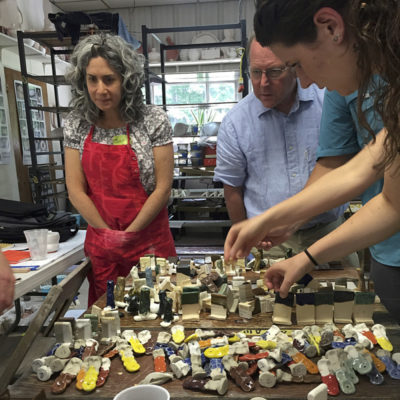 Peters Valley Ceramics Glaze Calculation