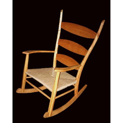 Peters Valley Woodworking Ken Burton Rocker 1