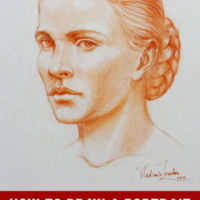 How to Draw a Portrait – Step-by-Step book