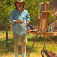 Jim McVicker – Painting in Plein Air and the Studio