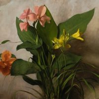 Carlo Russo – Painting Flowers Successfully