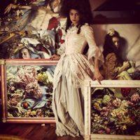 Teresa Oaxaca – Painting Impressionistic Flowers in Oils