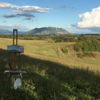 Etruscan Places – Roman Campagna: Historic Itineraries for Advanced Painters