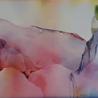 Watercolor with Nationally acclaimed, Barbara Nechis