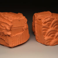 Vessel Forms with the Help of Molds