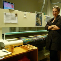 Imagery &Color in Jacquard Weaving