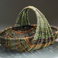 Step by Step Rib-Style Willow Basketry