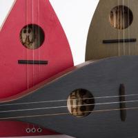 Sculptural Stringed Instrument Making