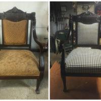The Art of Upholstery