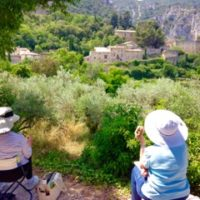 8-Day Watercolor Workshop in Provence, France, with Artist Michael Reardon