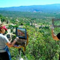 8-Day oil painting workshop in Provence, France with artist Jennifer McChristian