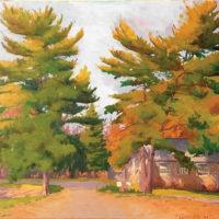 Woodstock Plein-Air Fall Foliage Landscape Workshop