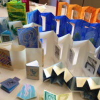 Building Books & Imagery with Alice Austin at The Ballinglen Arts Foundation, Ireland