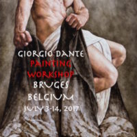 Giorgio Dante – Classical Figure Drawing and Painting Workshop