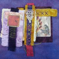 Textile Art Workshop in Santorini
