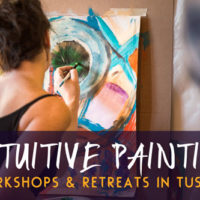EAT. PAINT. BLOOM: 6-Day Retreat in Italy