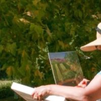 10 Day Château Retreat for Artists in Provence