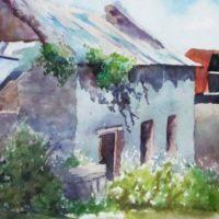 Painting The Beautiful Beara Peninsula of Ireland