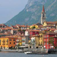 Bellagio, Lake Como, Italy with Mel Stabin