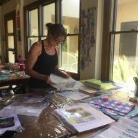 Costa Rican Art Retreat – Mixed Media with Shawna Moore and Hollie Heller