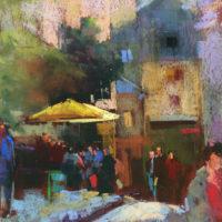 Paint Croatia in Pastels or Oils