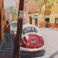 4  Day WATERCOLOR WORKSHOP