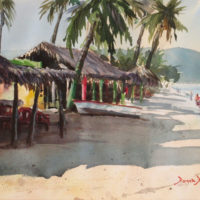 3 Day WATERCOLOR WORKSHOP