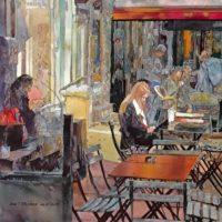 John Salminen Watercolor Workshop
