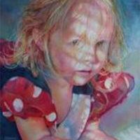 Jeannie Vodden – Translucent Watercolor Portraits
