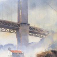 Michael Reardon – Watercolor Techniques