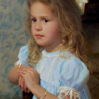 JAMES TENNISON    Painting the Portrait