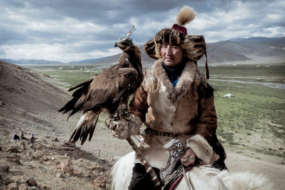 mongolia EAGLE HUNTER