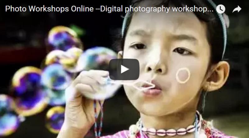 Chiang Mai Photo Workshops