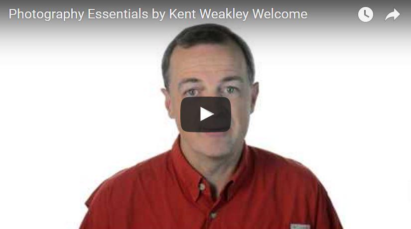 Photography Adventures with Kent Weakley