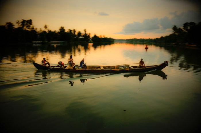 Harry Fisch Theyyam Kerala IndiaIndia Kumb Mela Kerala 2015-1466