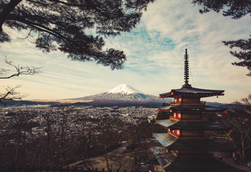 Mt. Fuji   © Alfonso Calero