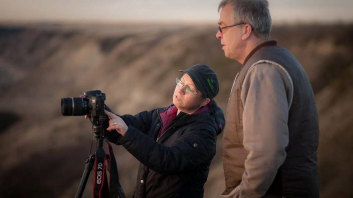 weekend photography workshop in Drumheller Alberta Canada