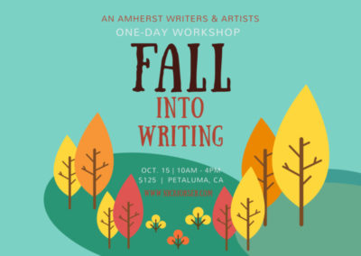 Fall Into Writing Workshop