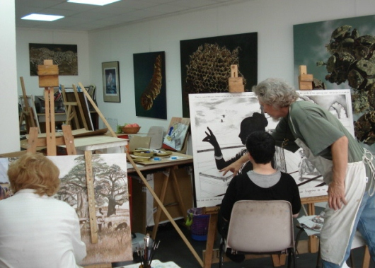 art workshops, tours, retreats, festivals, art classes and courses