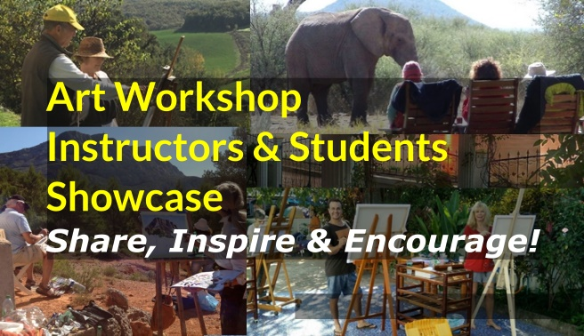 art workshops, tours, retreats, courses, classes & festivals
