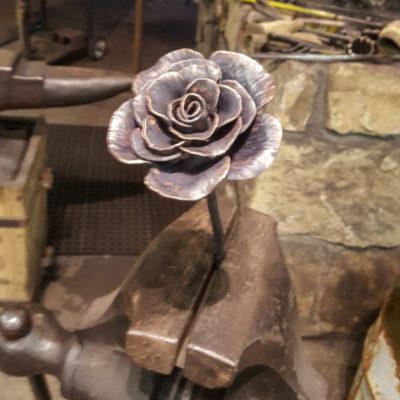 Peters Valley Blacksmithing wayne apgar